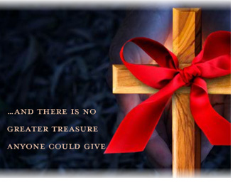 jesus is the gift of christmas - Rainforest Islands Ferry